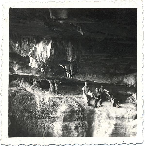 Gruta da lapinha - Lagoa Santa 1939